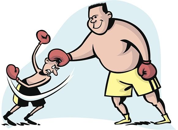 babayı dövmek