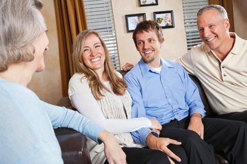 sevgilinin ailesiyle tanışmak