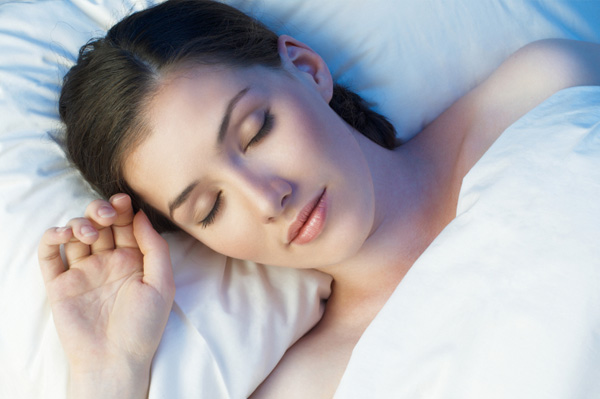 Rüyada Uyuyan Kadın Görmek