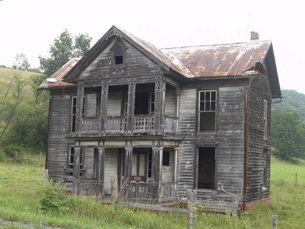 eski ev görmek