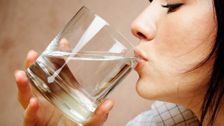 acı su içmek
