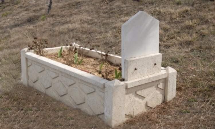açık mezar görmek