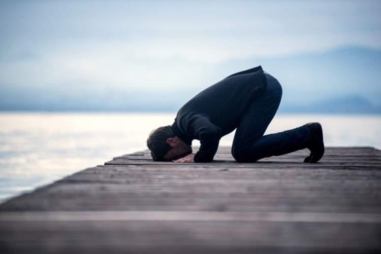 ağlayarak allah'a dua etmek