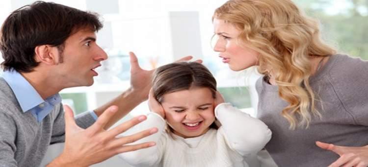 aile ile tartışmak