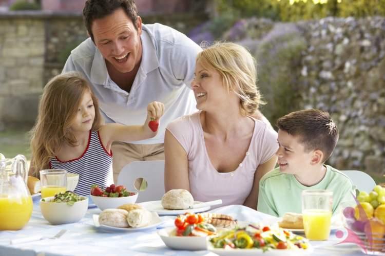 Rüyada Ailece Yemek Yemek