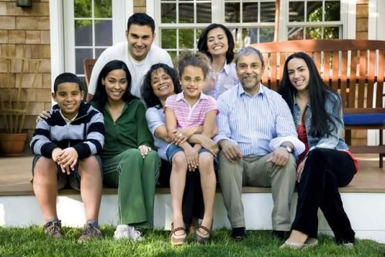 akrabaları kalabalık görmek