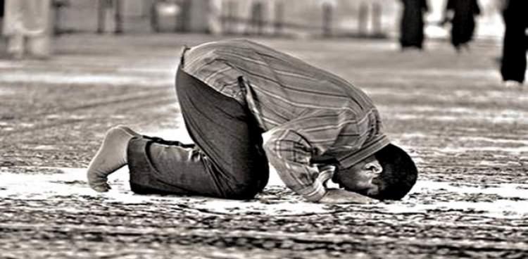 allaha yalvarmak dua etmek