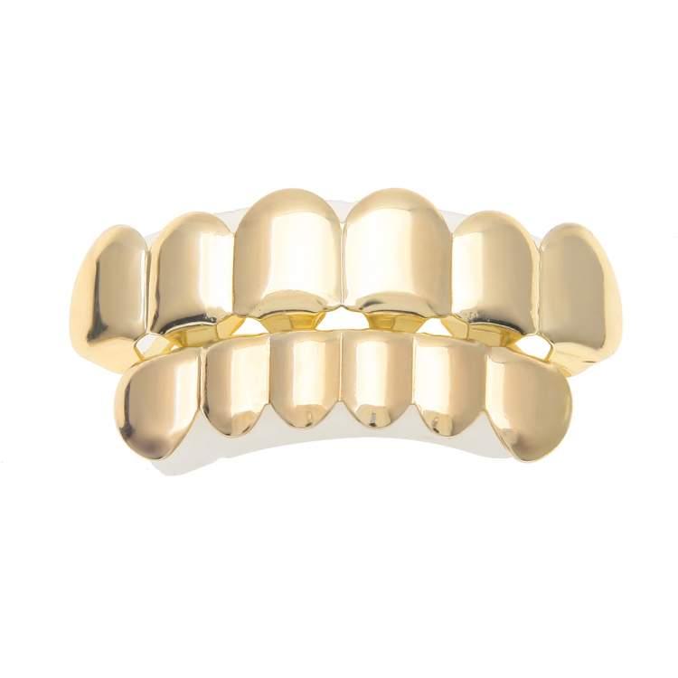 altın diş görmek