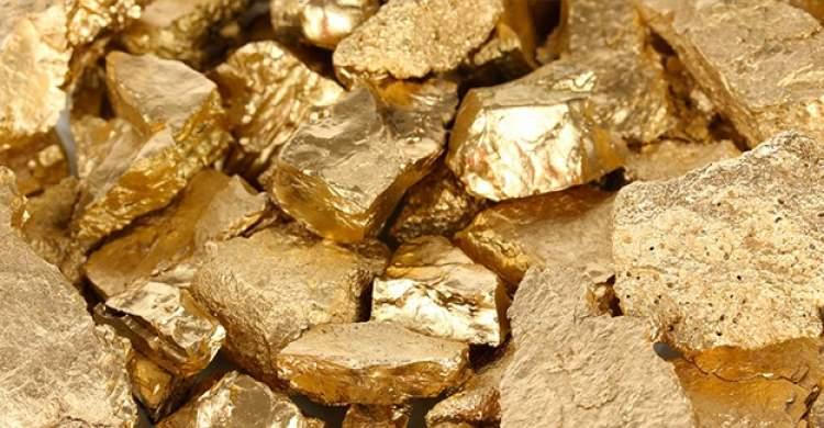 altın madeni görmek