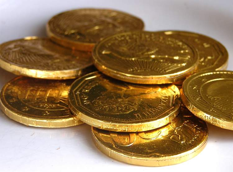 altın para görmek