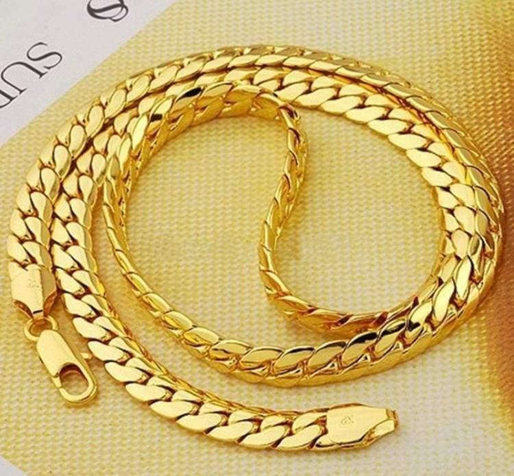 altın renkli yılan görmek