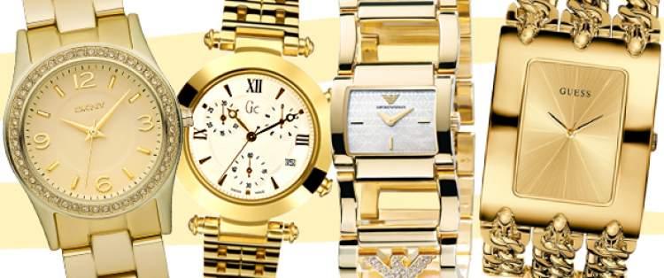 altın saat takmak