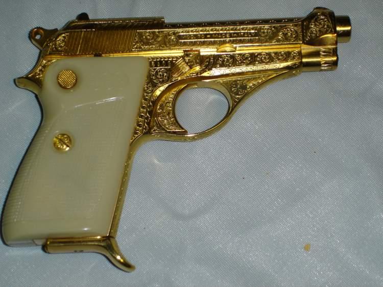 Rüyada Altın Silah Görmek