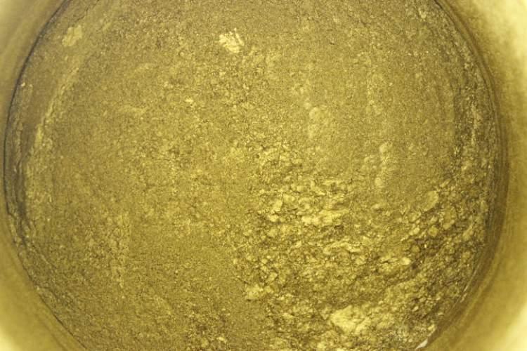 altın tozu görmek