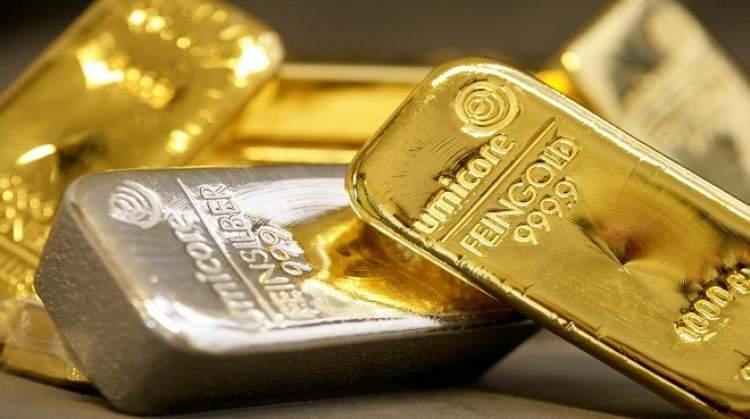 altın ve gümüş görmek
