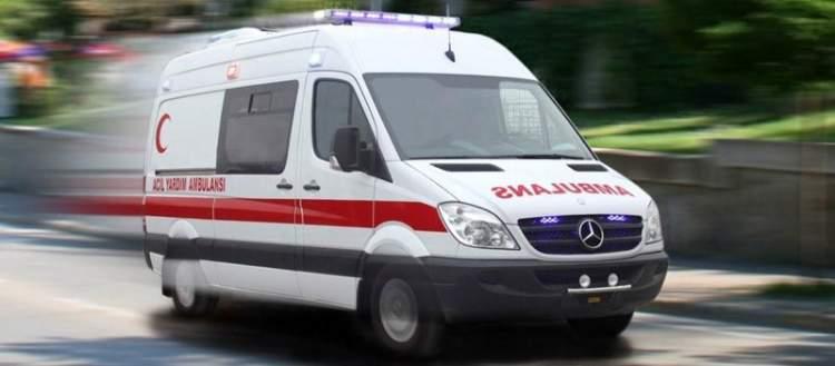 ambulans arabası görmek