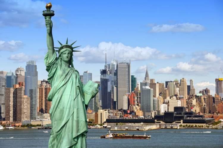 amerikaya gitmek