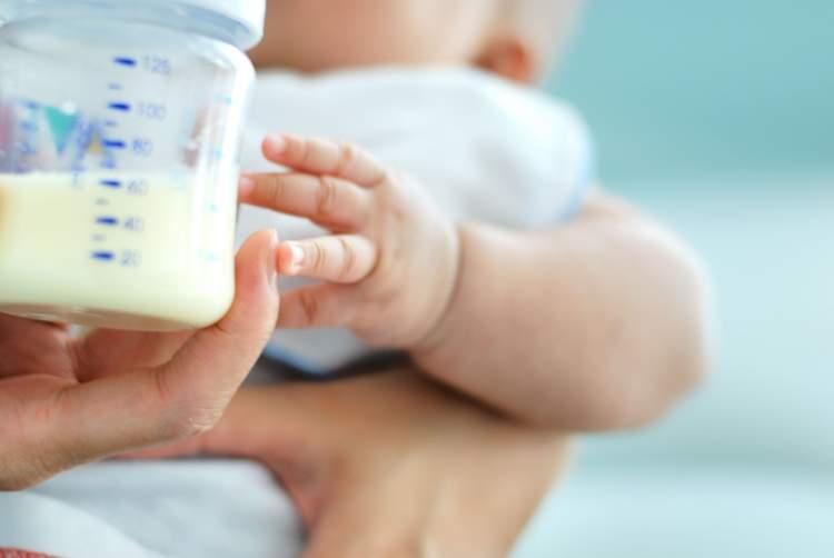 anne sütü sağmak