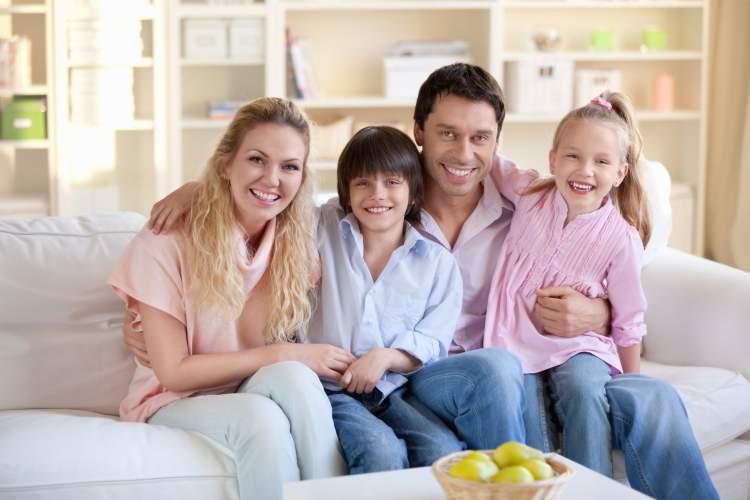 anne ve babayı birlikte görmek