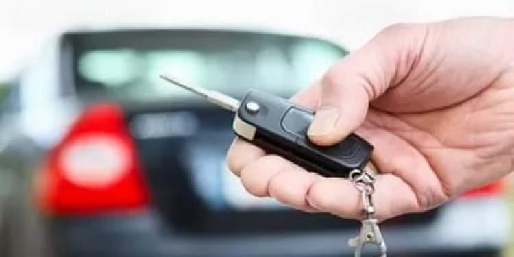 araba anahtarı kırılması