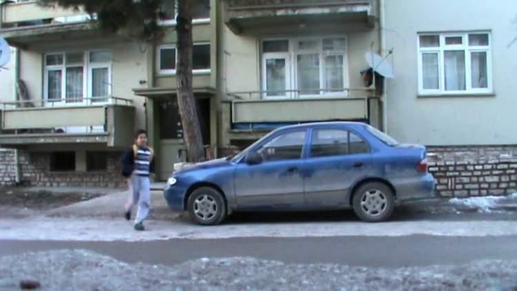 araba çarpmasından kurtulmak