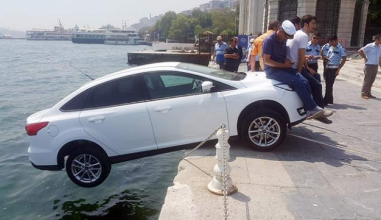 Rüyada Araba İle Denize Düşmek