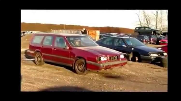 araba parçalanması