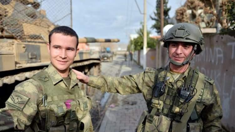 asker olmak görmek