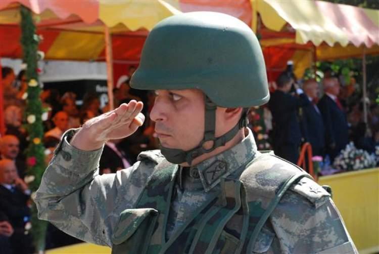 asker selamı vermek