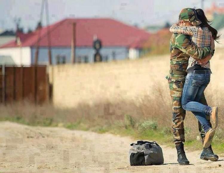 asker sevgilini görmek