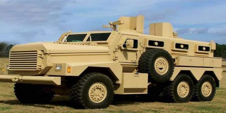 askeri araç görmek