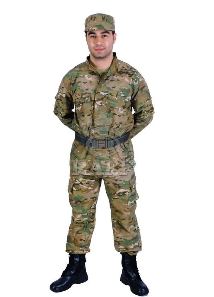 Rüyada Askeri Elbise Giymek