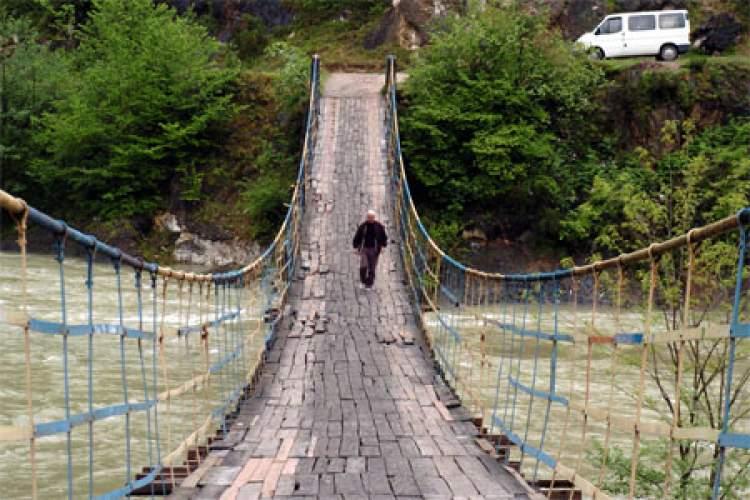 Rüyada Asma Köprüden Geçmek