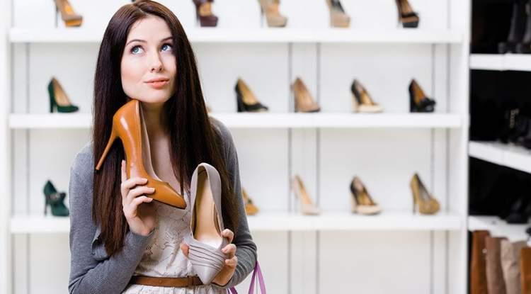 ayakkabı almak istemek