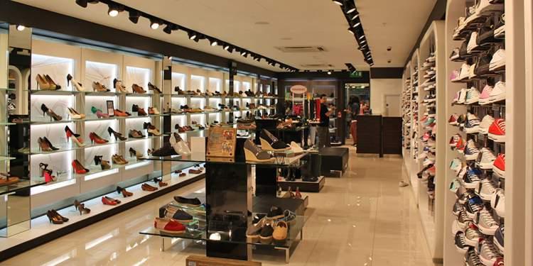 ayakkabı dükkanı görmek