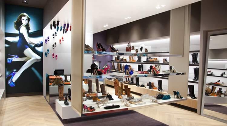 ayakkabı mağazası görmek
