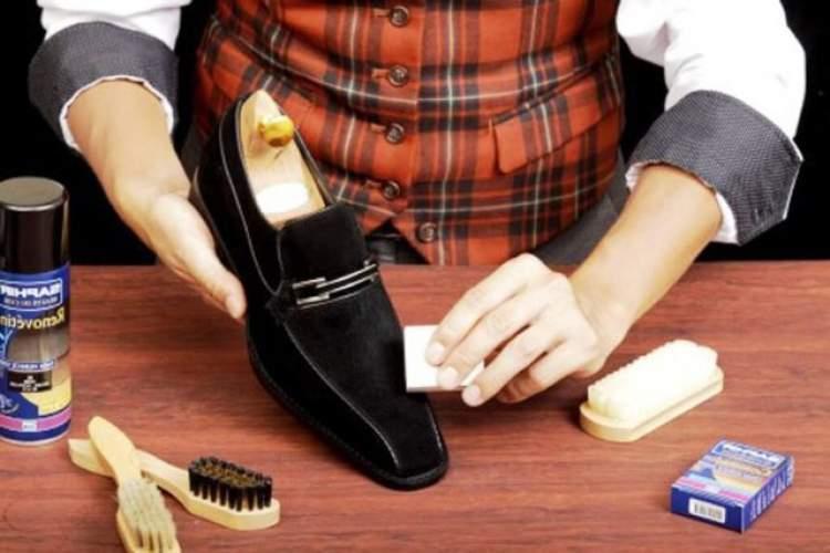 ayakkabı silmek