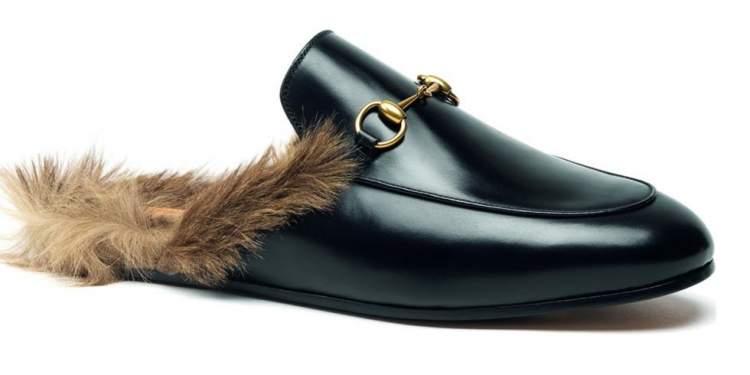 ayakkabı terlik görmek