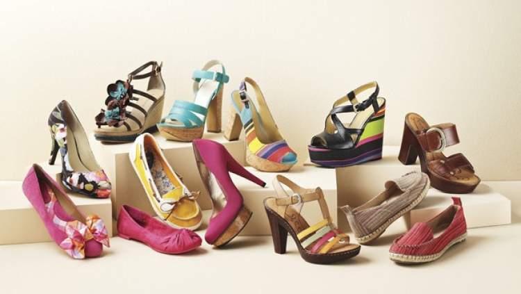 ayakkabı vermek