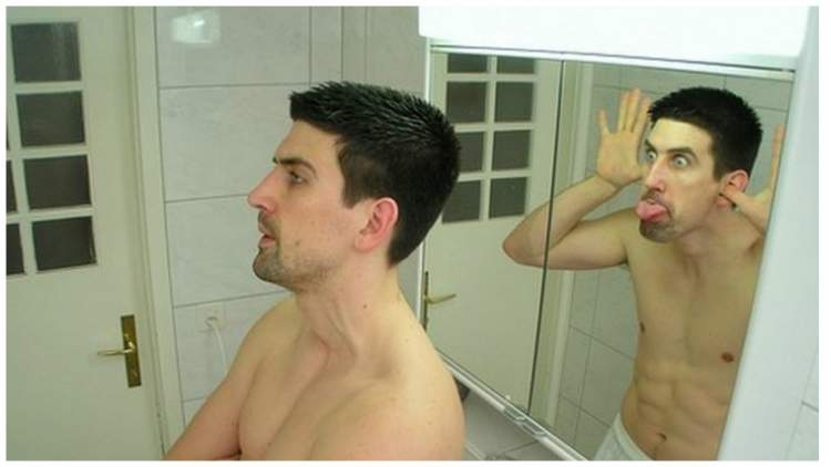 Rüyada Aynada Kendini Çirkin Görmek