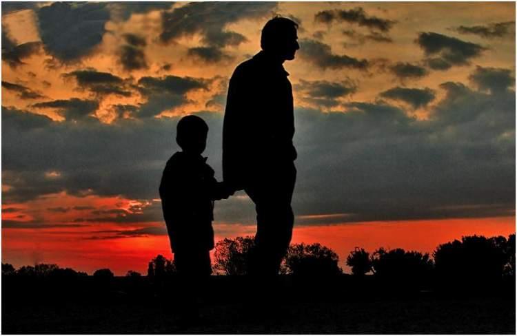 baba ile kavga etmek