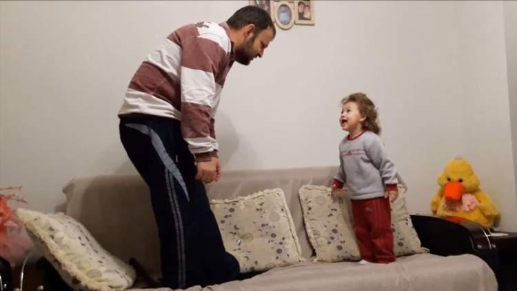 babasıyla kavga etmek