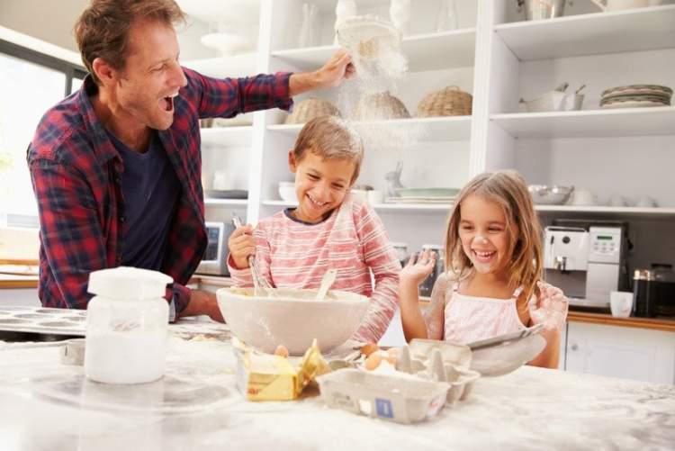 Rüyada Babayla Yemek Yemek
