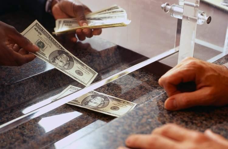 bankadan para çekmek