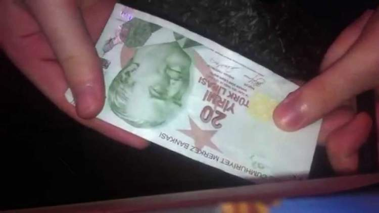 Rüyada Başkasından Kağıt Para Almak