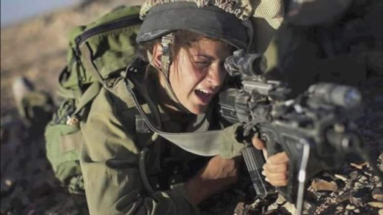 bayan asker görmek