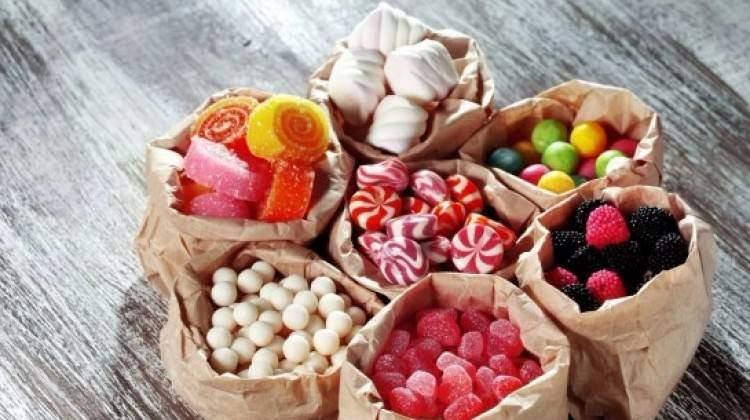 bayram şekeri görmek