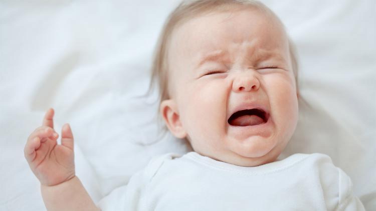 bebek ağlaması görmek