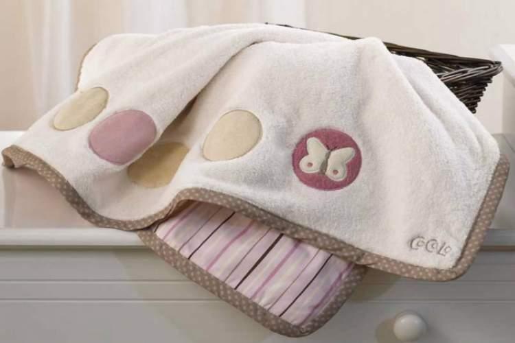 bebek battaniyesi görmek
