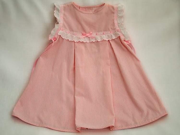 bebek elbisesi görmek